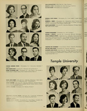 Page 324, 1965 Edition, Temple University - Templar Yearbook (Philadelphia, PA) online yearbook collection