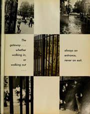 Page 17, 1968 Edition, Temple University - Templar Yearbook (Philadelphia, PA) online yearbook collection