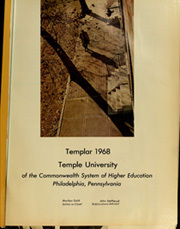 Page 5, 1968 Edition, Temple University - Templar Yearbook (Philadelphia, PA) online yearbook collection