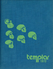 Page 1, 1972 Edition, Temple University - Templar Yearbook (Philadelphia, PA) online yearbook collection