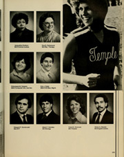 Page 209, 1982 Edition, Temple University - Templar Yearbook (Philadelphia, PA) online yearbook collection