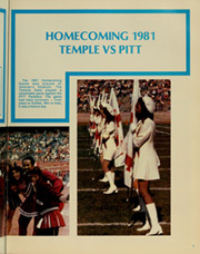 Page 9, 1982 Edition, Temple University - Templar Yearbook (Philadelphia, PA) online yearbook collection