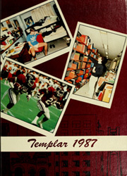 Page 1, 1987 Edition, Temple University - Templar Yearbook (Philadelphia, PA) online yearbook collection