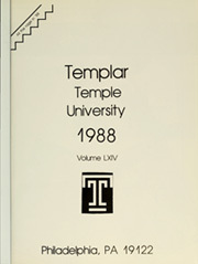 Page 5, 1988 Edition, Temple University - Templar Yearbook (Philadelphia, PA) online yearbook collection