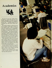 Page 12, 1993 Edition, Temple University - Templar Yearbook (Philadelphia, PA) online yearbook collection