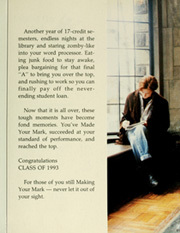 Page 3, 1993 Edition, Temple University - Templar Yearbook (Philadelphia, PA) online yearbook collection