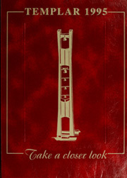1995 Edition, Temple University - Templar Yearbook (Philadelphia, PA)
