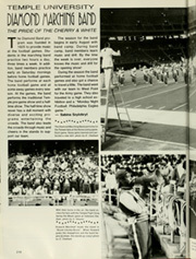 Page 218, 1995 Edition, Temple University - Templar Yearbook (Philadelphia, PA) online yearbook collection