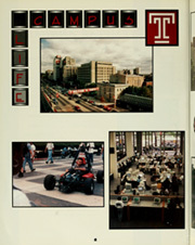 Page 8, 1997 Edition, Temple University - Templar Yearbook (Philadelphia, PA) online yearbook collection