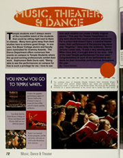 Page 16, 2007 Edition, Temple University - Templar Yearbook (Philadelphia, PA) online yearbook collection