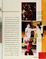 Page 9, 2007 Edition, Temple University - Templar Yearbook (Philadelphia, PA) online yearbook collection