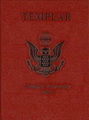 Page 1, 2015 Edition, Temple University - Templar Yearbook (Philadelphia, PA) online yearbook collection