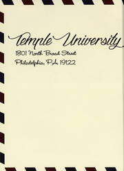 Page 10, 2015 Edition, Temple University - Templar Yearbook (Philadelphia, PA) online yearbook collection