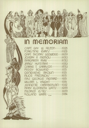 Page 10, 1934 Edition, University High School - Chieftain Yearbook (Los Angeles, CA) online yearbook collection