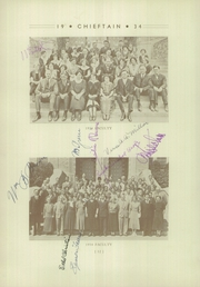 Page 16, 1934 Edition, University High School - Chieftain Yearbook (Los Angeles, CA) online yearbook collection