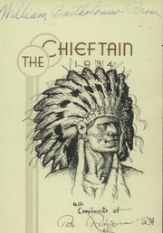 Page 7, 1934 Edition, University High School - Chieftain Yearbook (Los Angeles, CA) online yearbook collection