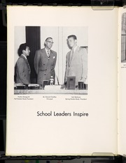Page 12, 1954 Edition, University High School - Chieftain Yearbook (Los Angeles, CA) online yearbook collection