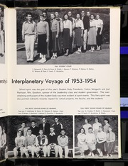 Page 15, 1954 Edition, University High School - Chieftain Yearbook (Los Angeles, CA) online yearbook collection