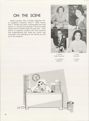 Page 14, 1961 Edition, University High School - Chieftain Yearbook (Los Angeles, CA) online yearbook collection
