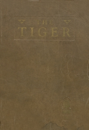 1929 Edition, Huron High School - Tiger Yearbook (Huron, SD)