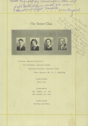 Page 15, 1932 Edition, Huron High School - Tiger Yearbook (Huron, SD) online yearbook collection