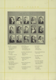 Page 17, 1932 Edition, Huron High School - Tiger Yearbook (Huron, SD) online yearbook collection