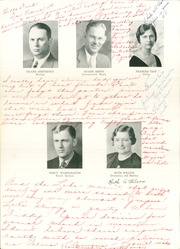 Page 16, 1938 Edition, Huron High School - Tiger Yearbook (Huron, SD) online yearbook collection