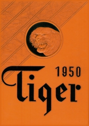 1950 Edition, Huron High School - Tiger Yearbook (Huron, SD)
