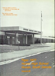 Page 5, 1977 Edition, Huron High School - Tiger Yearbook (Huron, SD) online yearbook collection