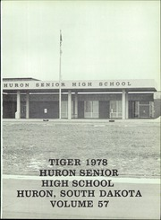 Page 5, 1978 Edition, Huron High School - Tiger Yearbook (Huron, SD) online yearbook collection