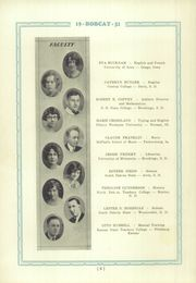 Page 12, 1931 Edition, Brookings High School - Bobcat Yearbook (Brookings, SD) online yearbook collection
