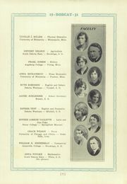 Page 13, 1931 Edition, Brookings High School - Bobcat Yearbook (Brookings, SD) online yearbook collection