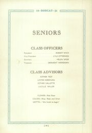 Page 16, 1931 Edition, Brookings High School - Bobcat Yearbook (Brookings, SD) online yearbook collection