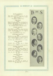 Page 17, 1931 Edition, Brookings High School - Bobcat Yearbook (Brookings, SD) online yearbook collection