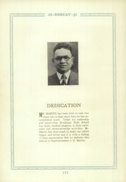 Page 6, 1931 Edition, Brookings High School - Bobcat Yearbook (Brookings, SD) online yearbook collection