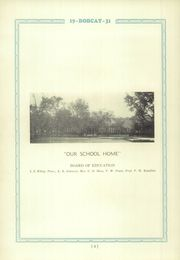 Page 8, 1931 Edition, Brookings High School - Bobcat Yearbook (Brookings, SD) online yearbook collection