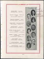 Page 17, 1932 Edition, Brookings High School - Bobcat Yearbook (Brookings, SD) online yearbook collection
