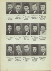Page 10, 1947 Edition, Brookings High School - Bobcat Yearbook (Brookings, SD) online yearbook collection