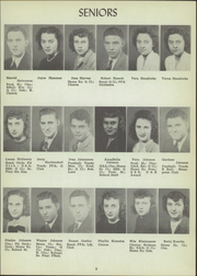 Page 15, 1947 Edition, Brookings High School - Bobcat Yearbook (Brookings, SD) online yearbook collection