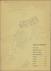Page 4, 1947 Edition, Brookings High School - Bobcat Yearbook (Brookings, SD) online yearbook collection