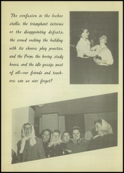 Page 10, 1951 Edition, Brookings High School - Bobcat Yearbook (Brookings, SD) online yearbook collection
