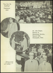 Page 11, 1953 Edition, Brookings High School - Bobcat Yearbook (Brookings, SD) online yearbook collection