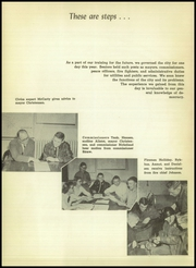 Page 8, 1953 Edition, Brookings High School - Bobcat Yearbook (Brookings, SD) online yearbook collection