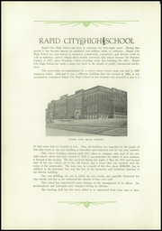 Page 14, 1930 Edition, Rapid City Central High School - Pine Cone Yearbook (Rapid City, SD) online yearbook collection