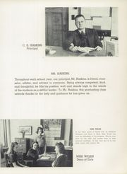 Page 17, 1940 Edition, Rapid City Central High School - Pine Cone Yearbook (Rapid City, SD) online yearbook collection