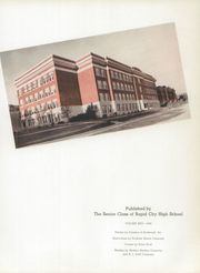 Page 5, 1940 Edition, Rapid City Central High School - Pine Cone Yearbook (Rapid City, SD) online yearbook collection