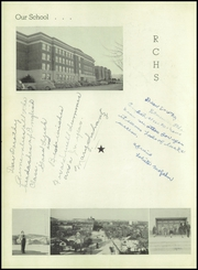 Page 8, 1944 Edition, Rapid City Central High School - Pine Cone Yearbook (Rapid City, SD) online yearbook collection