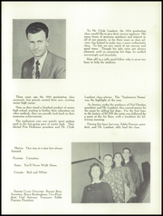 Page 13, 1954 Edition, Rapid City Central High School - Pine Cone Yearbook (Rapid City, SD) online yearbook collection