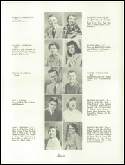 Page 15, 1954 Edition, Rapid City Central High School - Pine Cone Yearbook (Rapid City, SD) online yearbook collection