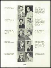 Page 25, 1954 Edition, Rapid City Central High School - Pine Cone Yearbook (Rapid City, SD) online yearbook collection